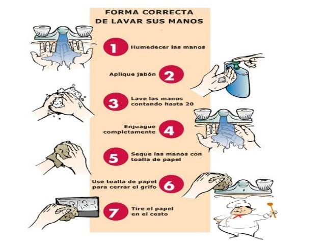 Manual de seguridad e higiene de cocina - Productos limpieza cocina ...