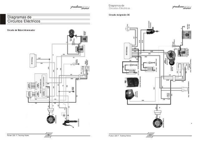 Manual de servicio pulsar 220