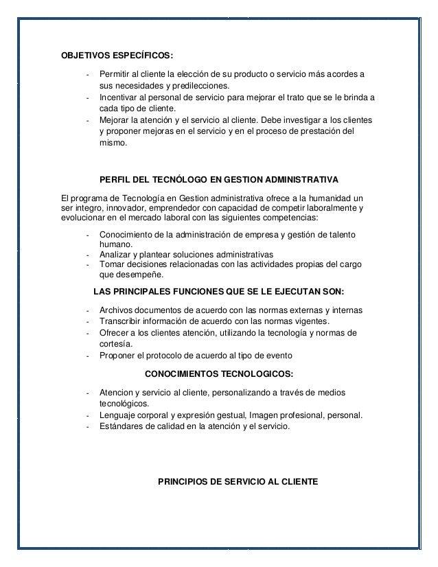 Manual de servicio al cliente postobon by Angie Ximena ...