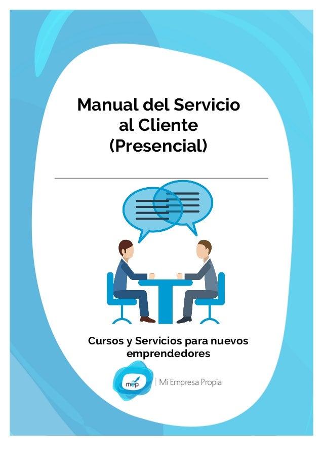 foto de Manual de servicio al cliente