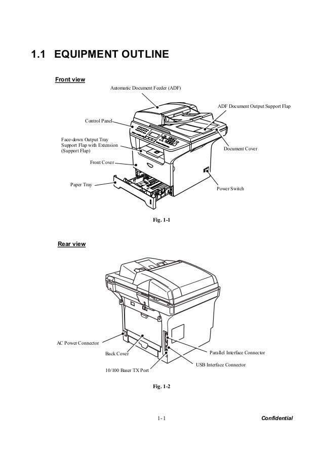 Manual de serviço 8060