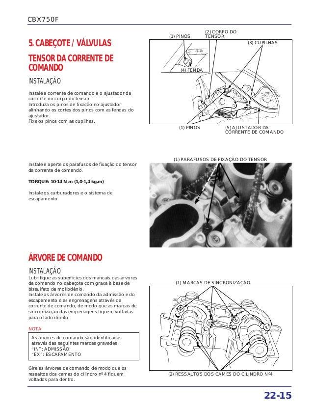 Manual de serviço cbx750 f suplem1
