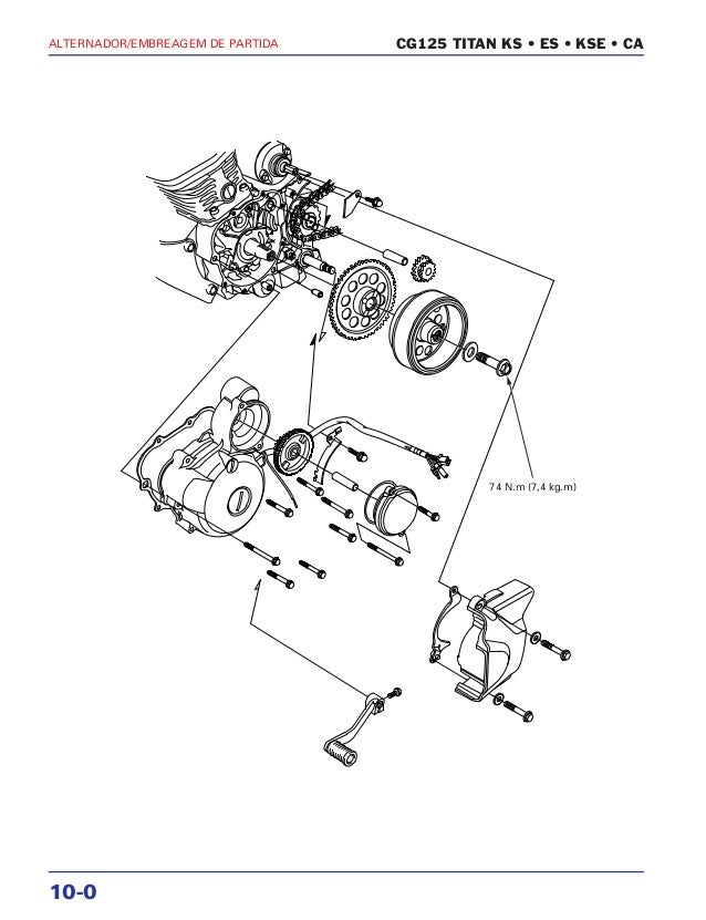 Wiring Diagram Cg125