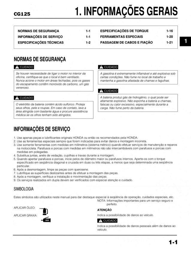 manual de servi o cg125 today cg125 titan cg125 cargo 1994 mskch9 rh slideshare net manual de serviço cg 125 titan 2000 pdf manual de serviço cg 125 fan 2007