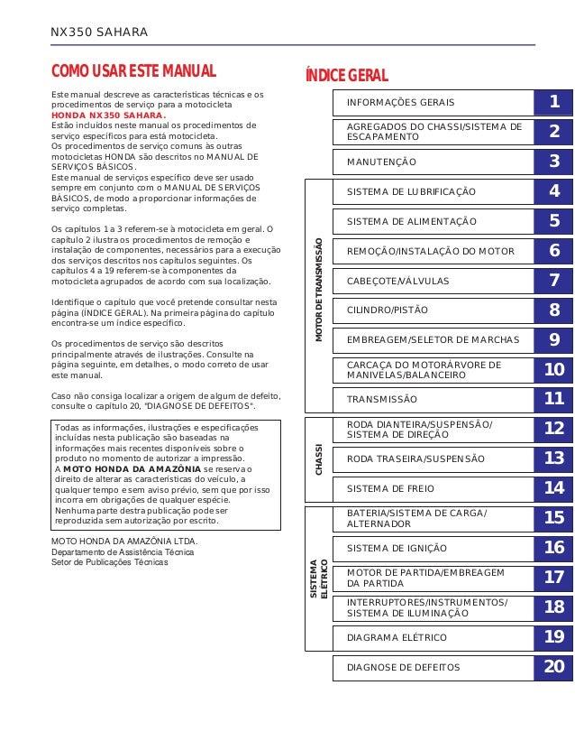 SISTEMA DE LUBRIFICAÇÃO DIAGNOSE DE DEFEITOS DIAGRAMA ELÉTRICO INTERRUPTORES/INSTRUMENTOS/ SISTEMA DE ILUMINAÇÃO MOTOR DE ...