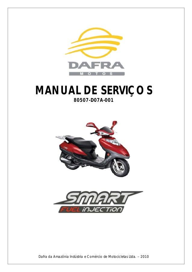 Manual de serviã§os smart   80507-d07 a-001