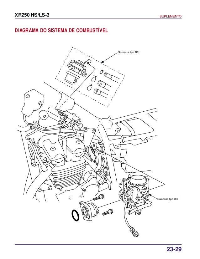 Manual de serviço supl xr250