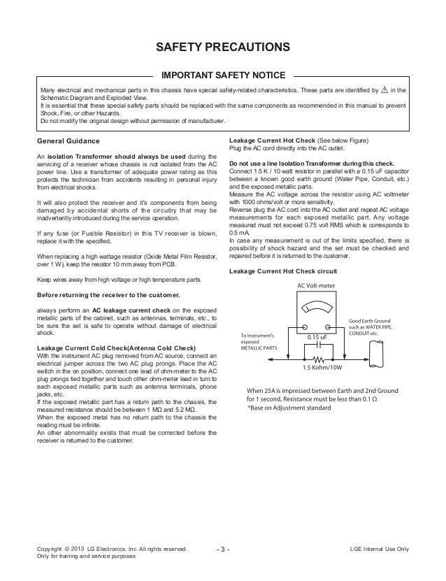 Manual de serviço TV LED LG 22LN4050TB chassis LB35A