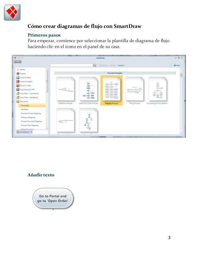 manual de smart draw rh es slideshare net SmartDraw Upgrade