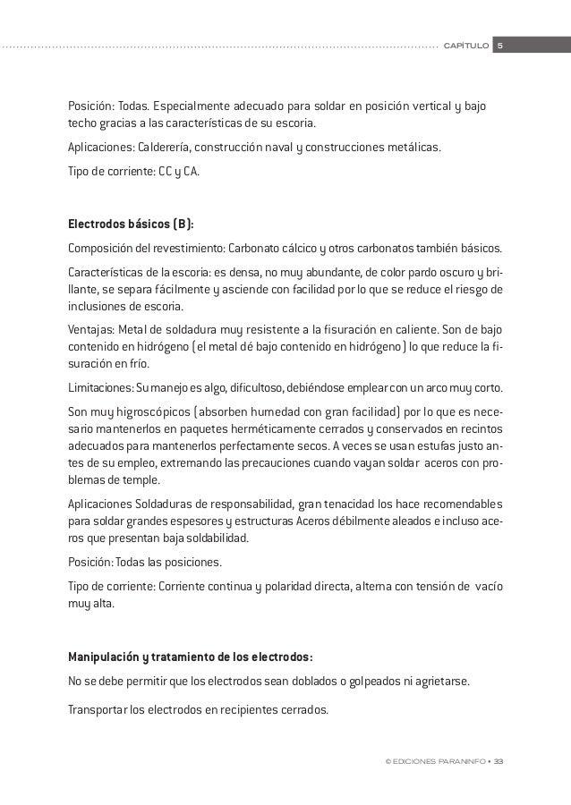 40 • © Ediciones Paraninfo manual de prácticas de soldadura. contenidos teóricos de apoyo 40 • © Ediciones Paraninfo — Def...