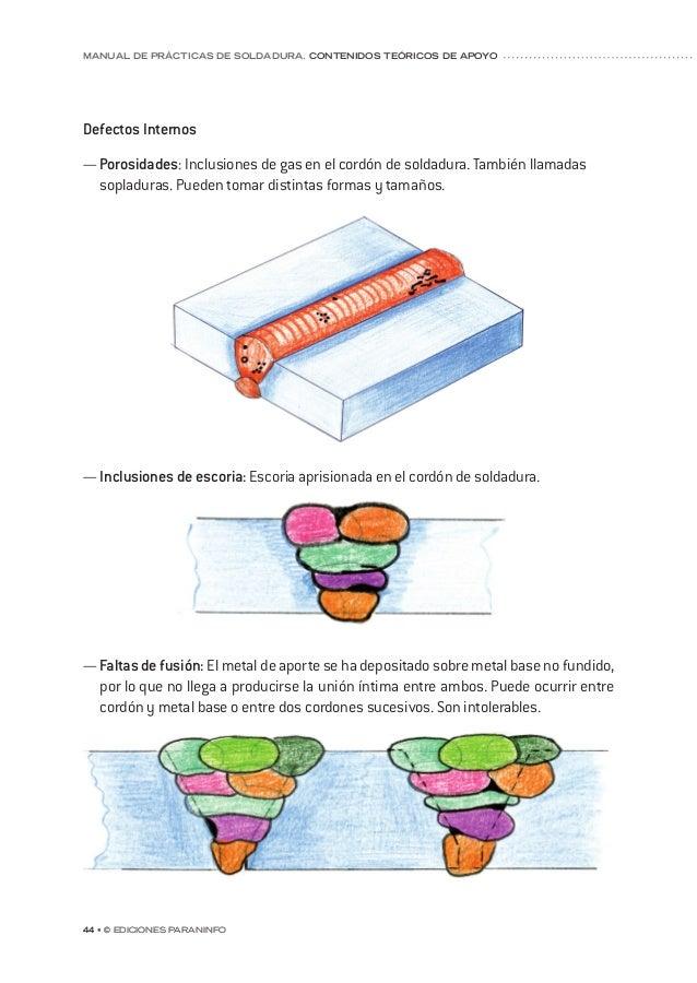 capítulo 5 © Ediciones Paraninfo • 51 REGISTRO DE CUALIFICACIÓN DEL PROCEDIMIENTO PROCEDURE QUALIFICATION RECORD (PQR) REV...