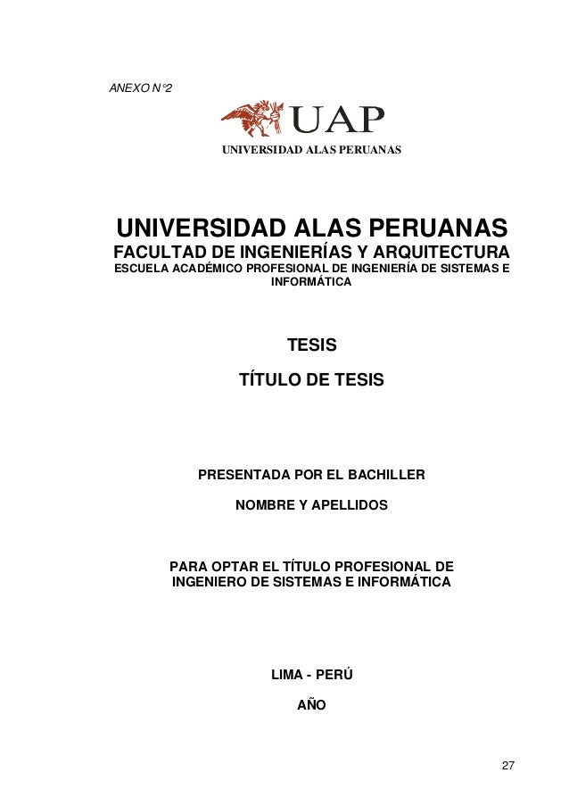 Manual de tesis al 11112009 for Tesis de arquitectura ejemplos