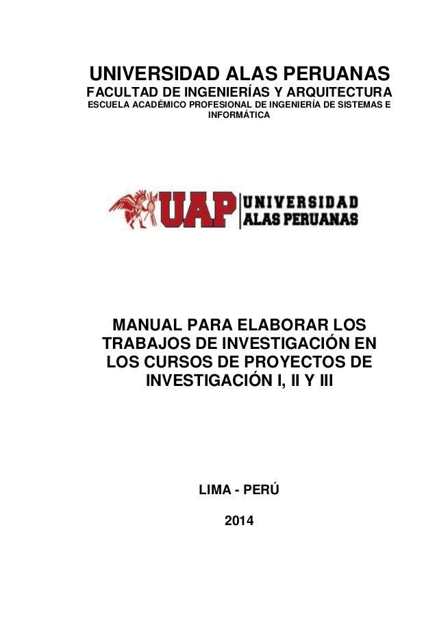 UNIVERSIDAD ALAS PERUANAS FACULTAD DE INGENIERÍAS Y ARQUITECTURA ESCUELA ACADÉMICO PROFESIONAL DE INGENIERÍA DE SISTEMAS E...