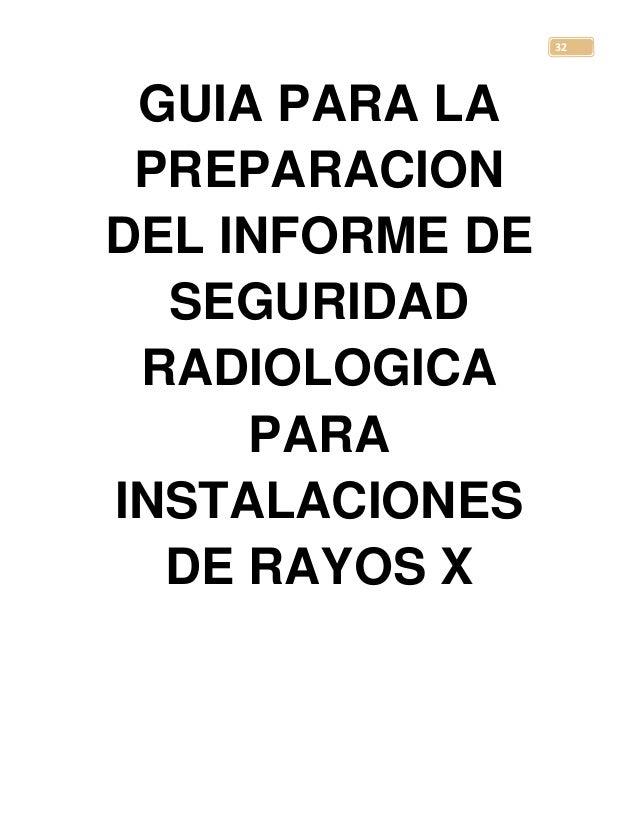 Manual de un gabinete de rayos x