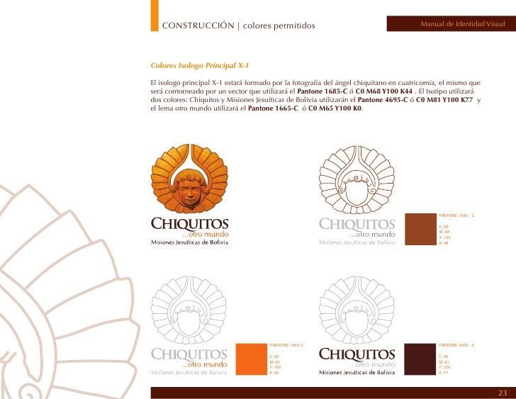 CONSTRUCCIÓN | colores permitidos                                                    Manual de Identidad VisualIsotipos de...