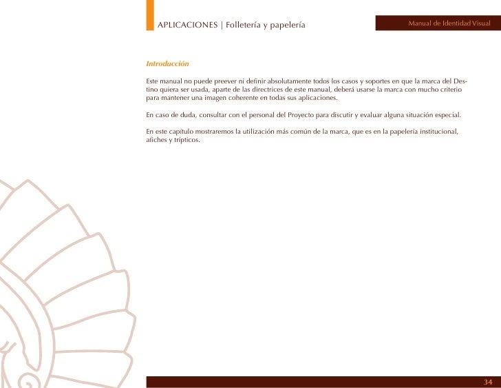 APLICACIONES | papelería: hoja membretada   Manual de Identidad Visual                                                    ...