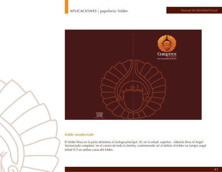 APLICACIONES | letreros y señalética                                                  Manual de Identidad Visual          ...