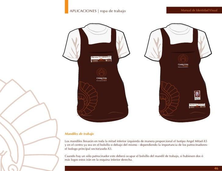 APLICACIONES | camisetas                                                             Manual de Identidad VisualCamisetasLa...