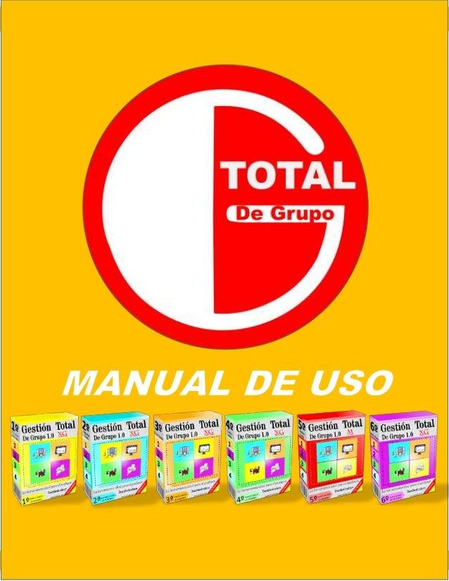 1GESTION TOTAL DE GRUPO