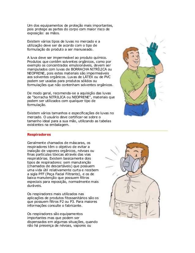 1c5da7e4c0071 Manual de uso correto de equipamentos de proteção individual