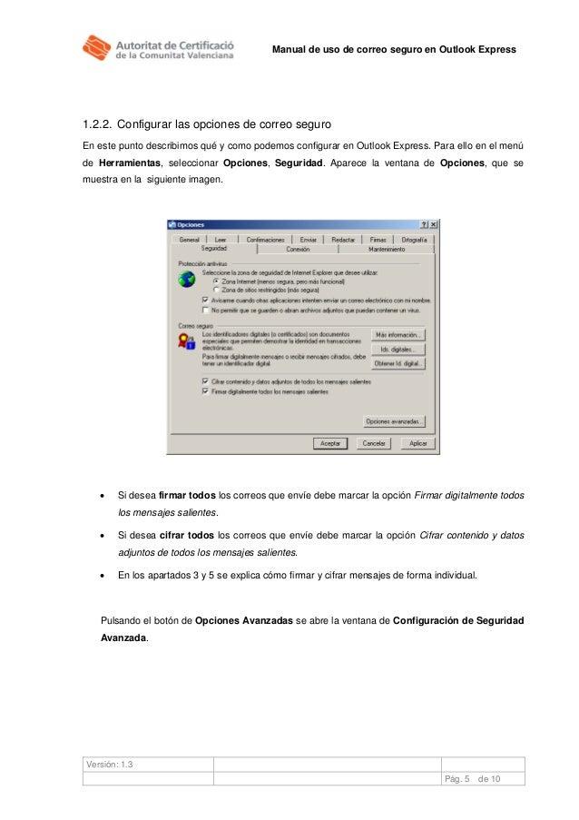 Outlook express инструкция
