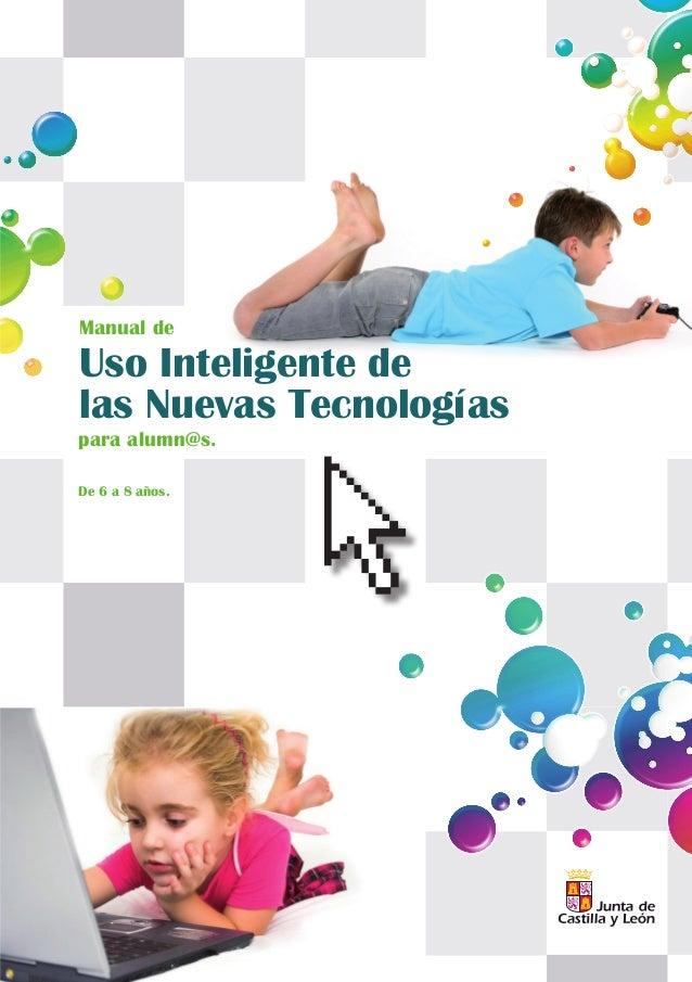 Resultat d'imatges de manual de uso inteligente de las nuevas tecnologías