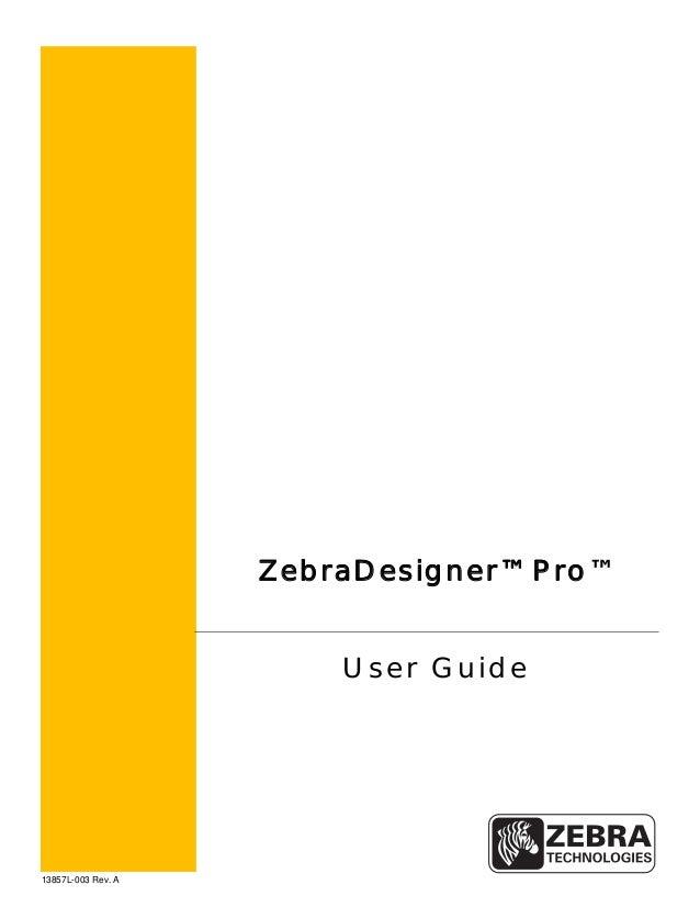 zebra designer pro activation key free