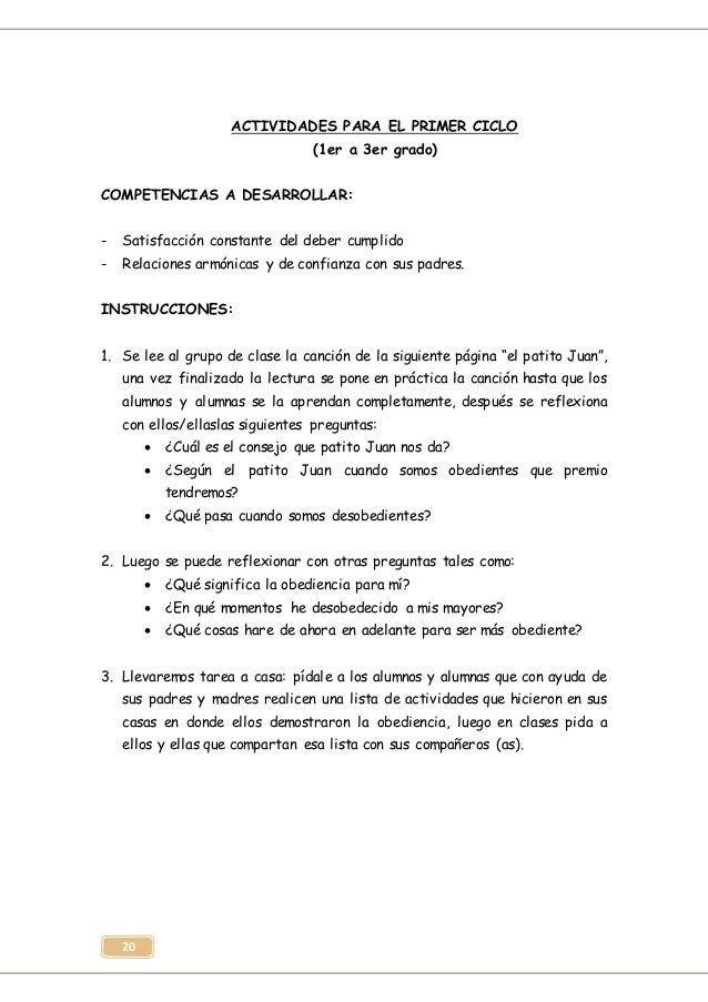 Manual de instrucción de ciclo listo