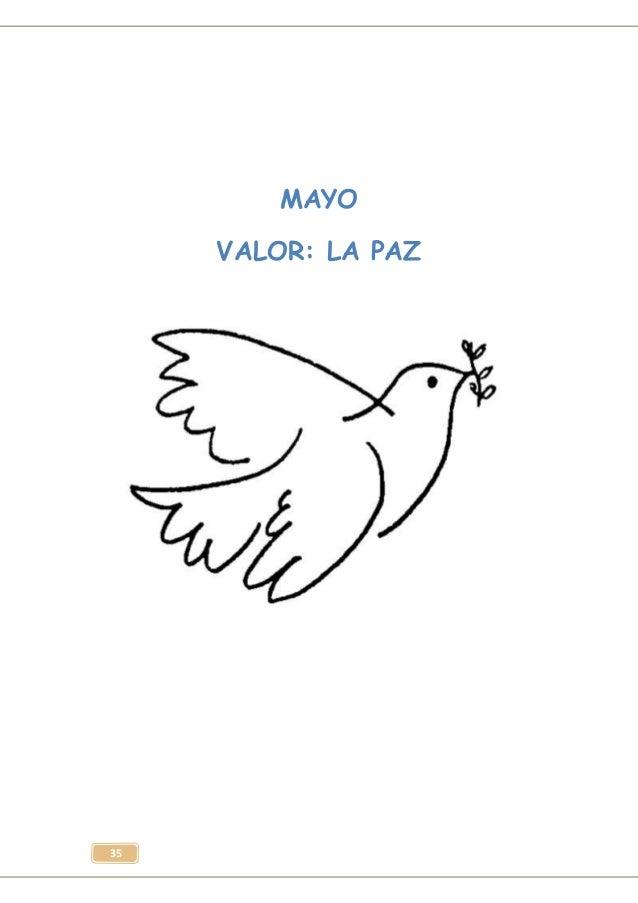 acrostico de cultura de paz manual de valores