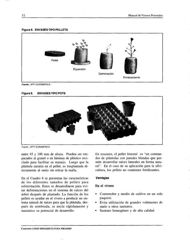 manual de viveros forestales ica