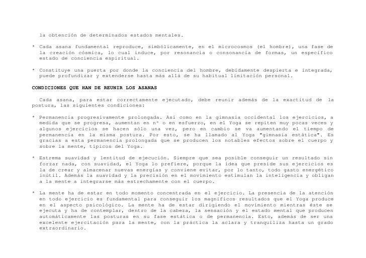 ASANAS DE DESCANSO, RESPIRACION Y MEDITACION