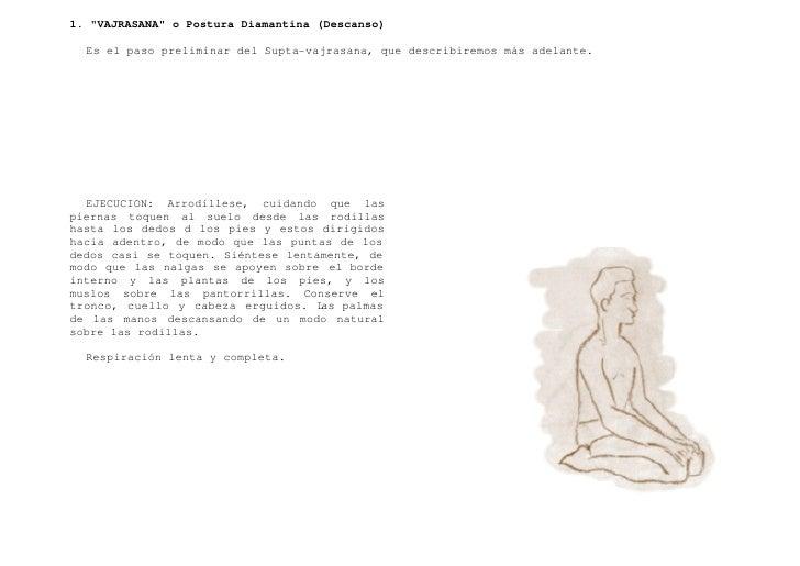 """2. """"SUKHASANA"""" o Postura Fácil (Meditación)    Util para hacer ejercicios de pranayama, especialmente cuando aún no se dom..."""