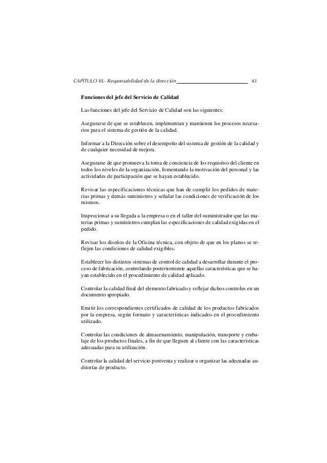 Manual De Y Procedimientos Calidad   Iso 9001 2000
