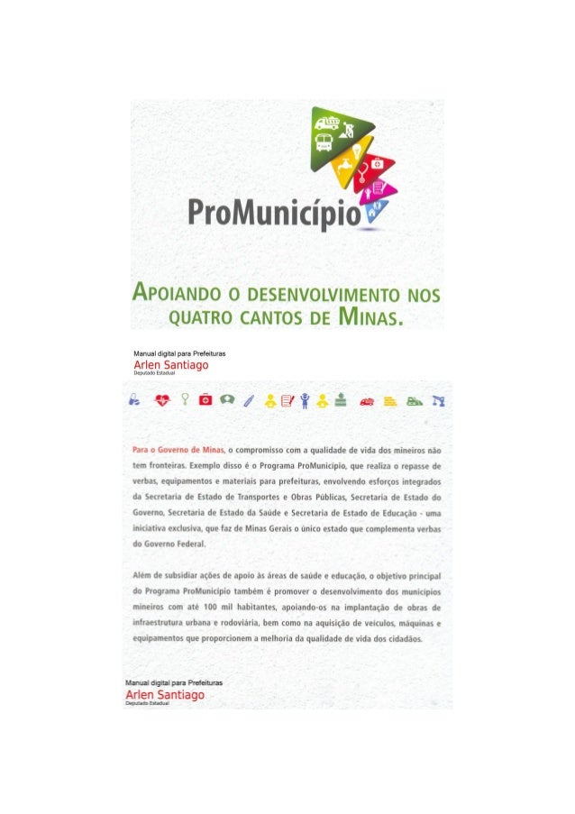 Valores por Município       Municípios ( Nº de habitantes)                   Valores de repasseAté 5.000 habitantes       ...