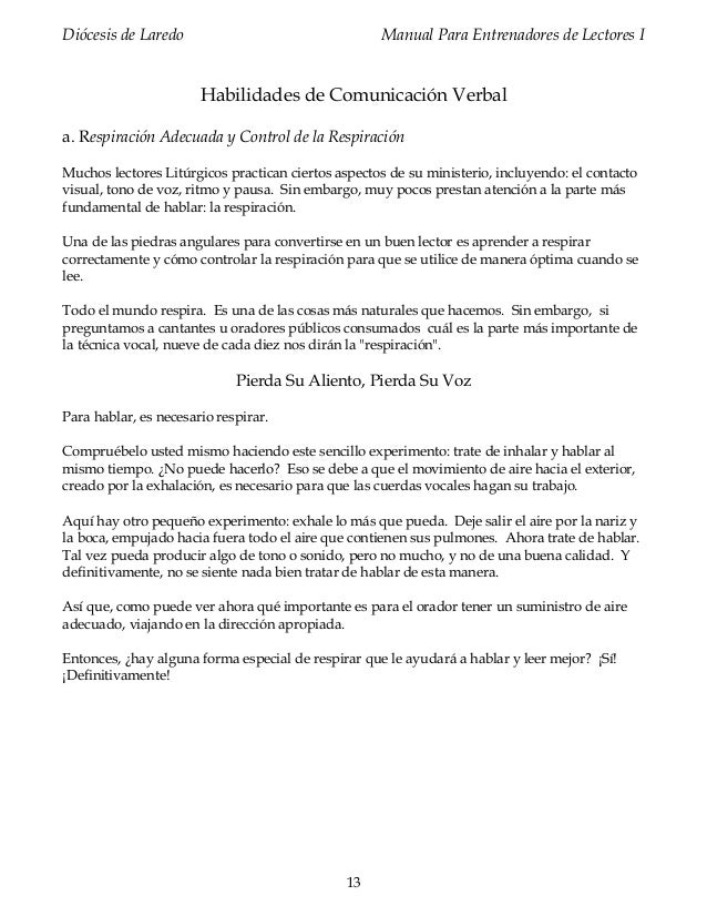 Manual diocesanoparaentrenadoresparroquialesdelectoresi