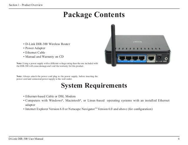 Dir300b1 wireless g router user manual dir 300 user man 2 d link.