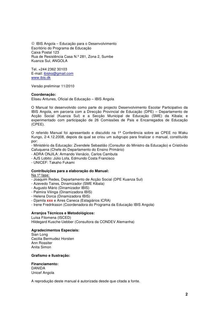 Manual do dinamizador 23.11.2010