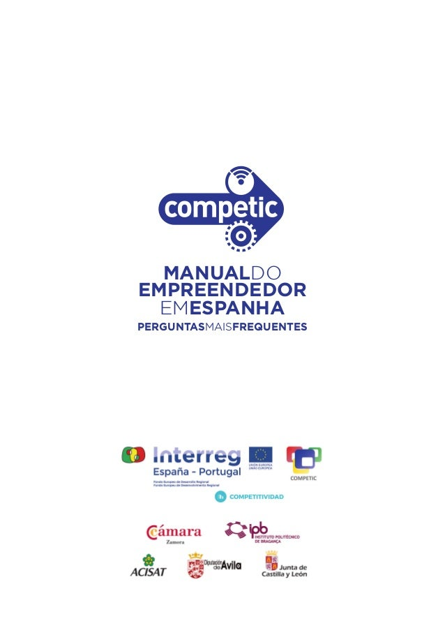 Manual do empreendedor em Espanha Slide 3