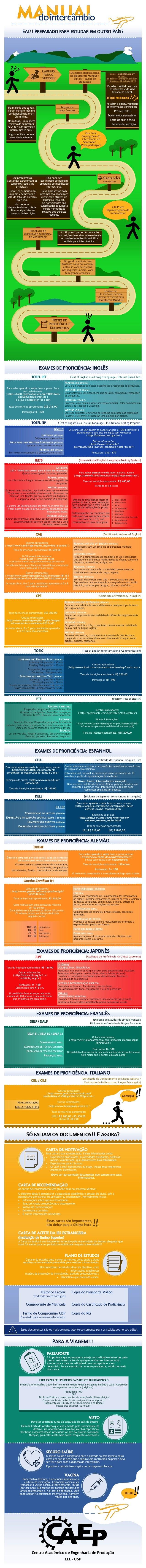 TOEFL IBT READING (60-80min): Ler 3 ou 4 trechos de textos acadêmicos e responder as perguntas. LISTENING (60-90min): Ouvi...