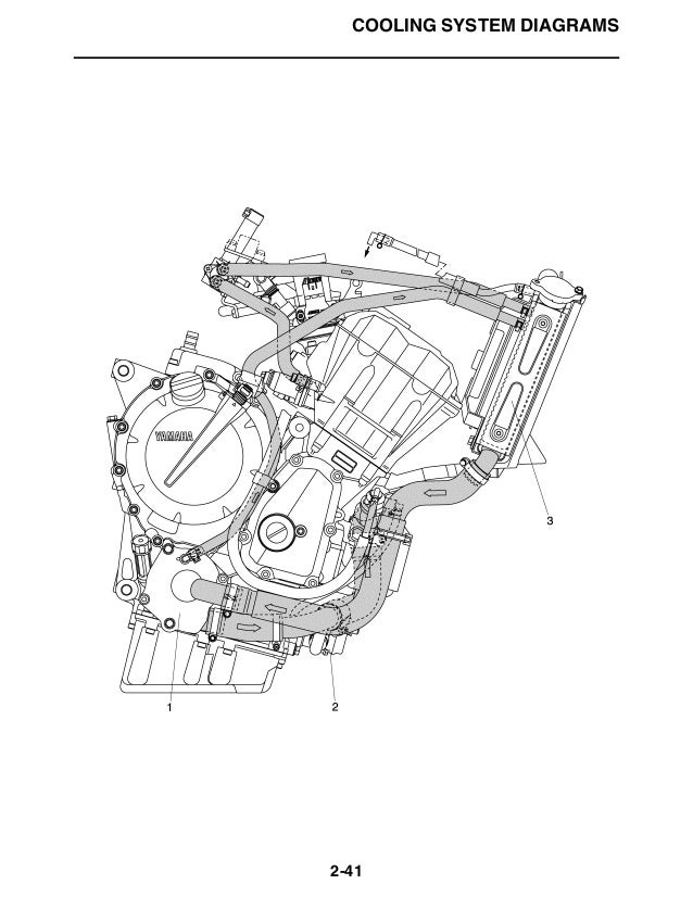 Manual do mecânico Yamaha Fazer 600 Fz6 2007