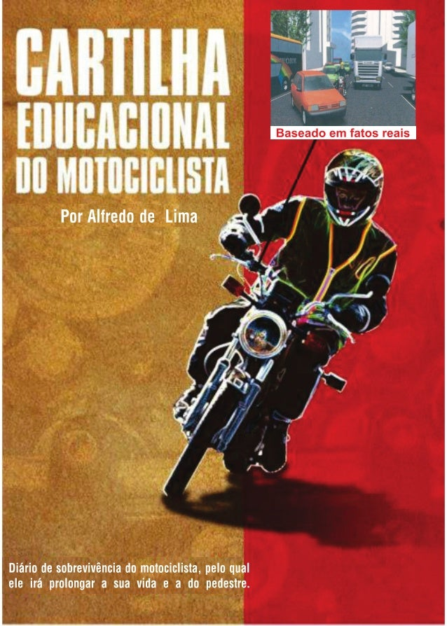 Cartilha Educacional do Motociclista