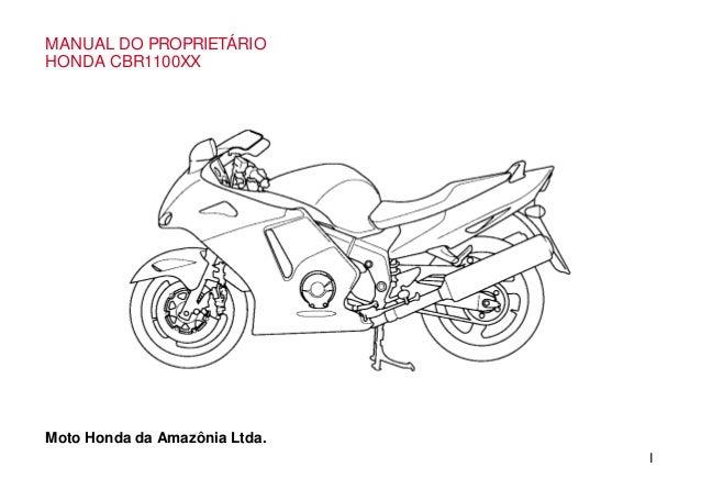 Manual do propietário cbr1100 x (2000)_d2203-man-0218