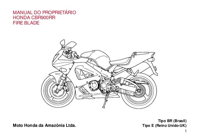 Manual do propietário cbr900 rr (2000)_d2203-man-0217
