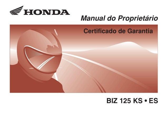 BIZ 125 KS • ES