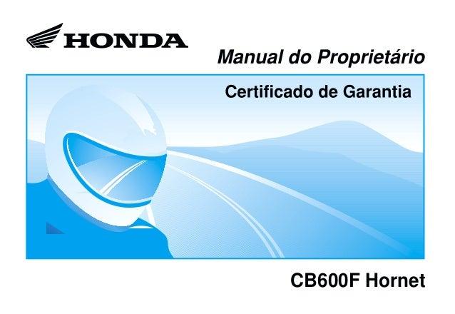 CB600F Hornet