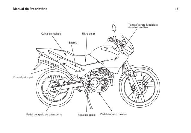 Manual do propietário nx4 falcon 0326