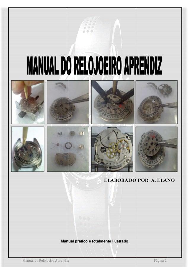 ELABORADO POR A. ELANO                                                        POR:                       Manual prático e ...