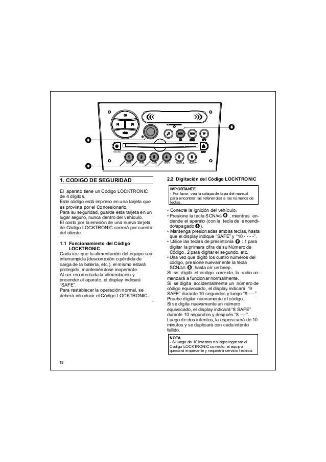 Manual do usuário Player Vectra CDP2500