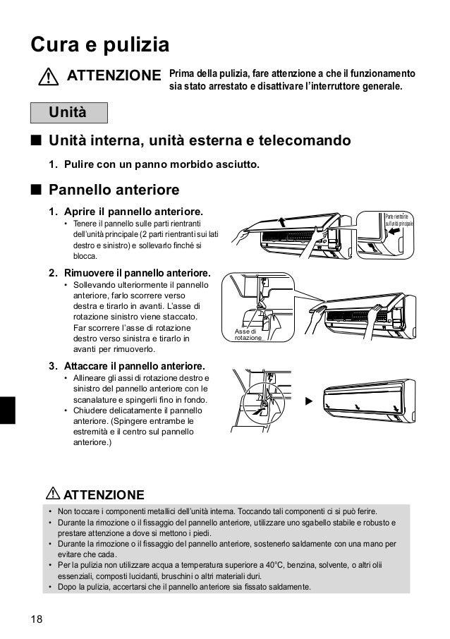 Manuale Condizionatore Daikin