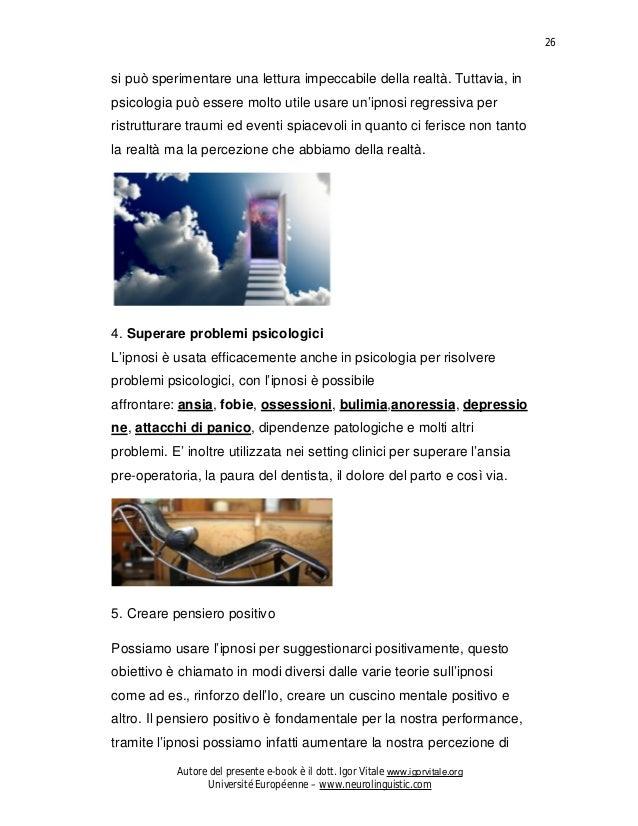 Manuale gratuito ipnosi nel tempo con una regressione 26 26 autore del presente e book fandeluxe Gallery